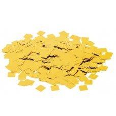 Confete Quadrado 0,5cm Metalizado Ouro Para Balão 10g 4887 Make+