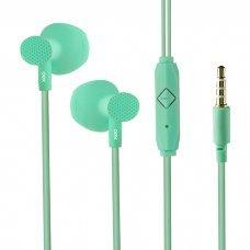 Fone de Ouvido com Microfone Verde Sweet Teen FN301 Oex