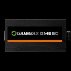 Fonte de Alimentação ATX 650W Reais 80Plus Bronze GM650 Box Gamemax