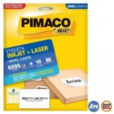 Etiqueta Adesiva Pimaco 6095 10 Folhas
