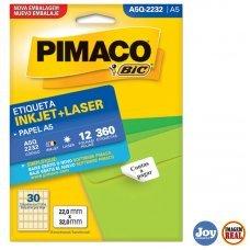 Etiqueta Adesiva Pimaco A5Q2232 12 Folhas