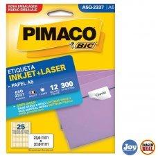 Etiqueta Adesiva Pimaco A5Q2337 12 Folhas