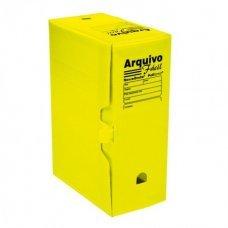 Arquivo Morto Amarelo 250x130x350mm Polibras