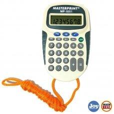 Calculadora Eletrônica 8 Digitos Masterprint - MP-1051