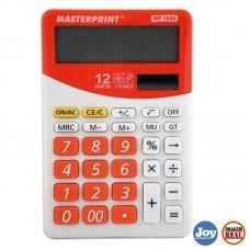 Calculadora Eletrônica 12 Digitos Masterprint - MP-1064