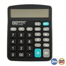 Calculadora Eletrônica 12 Digitos Masterprint - MP-1087