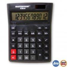 Calculadora Eletrônica 12 Digitos Masterprint - MP-1088