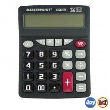 Calculadora Eletrônica 12 Digitos Masterprint - MP-1092