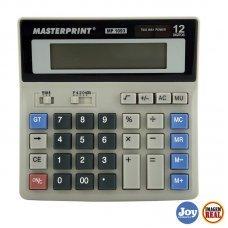 Calculadora Eletrônica 12 Digitos Masterprint - MP-1093