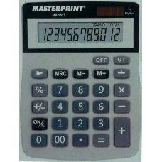 Calculadora Eletrônica 12 Digitos Masterprint - MP-1012