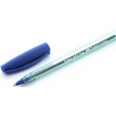 Caneta Esferográfica Trilux Ponta Fina Faber-Castell Azul - 1 Unidade