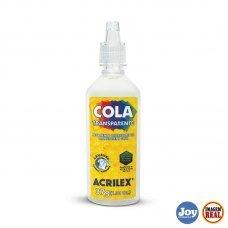 Cola Líquida Transparente 37g Acrilex