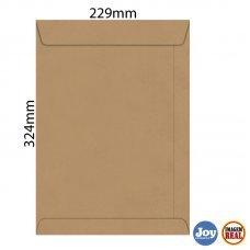 Envelope Kraft 229x324 80g