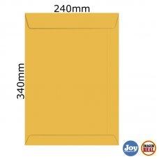 Envelope Ouro 240x340 80g