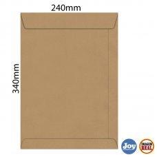 Envelope Kraft 240x340 80g