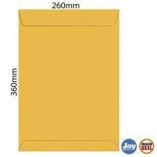 Envelope Ouro 260x360 80g