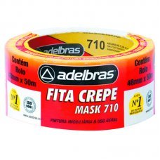 Fita Crepe 48mmx50m Adelbras