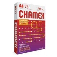 Papel A4 75g Chamex Office 500 Folhas