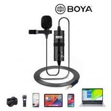 Microfone de Lapela BY-M1 Boya