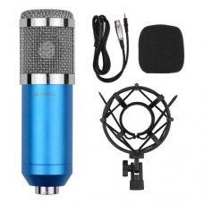 Microfone Condensador BM800 HM-750MV