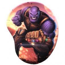 Mouse Pad com Apoio Ergonômico Thanos