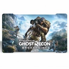 Mouse Pad Gamer Ghost Recon MP1075