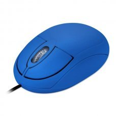 Mouse USB 1200Dpi Azul MO305 Multilaser