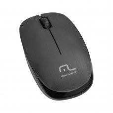 Mouse USB Wireless 1000Dpi Preto MO251 Multilaser