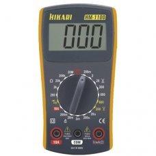 Multímetro Digital HM-1100 Hikari Portátil