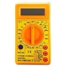 Multímetro Digital RJ-830 DEX Portátil