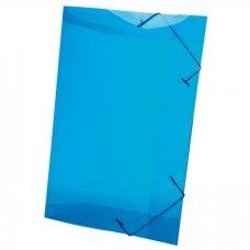 Pasta Aba Elástico Ofício 335x235mm Azul Dello