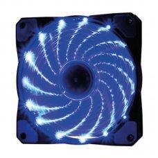 Cooler para Gabinete 120x120x25 4 Leds Azul F10 Oex