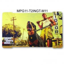 Mouse Pad Gamer Grand theft Auto V MPG11 T2INLL M11