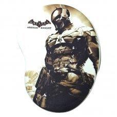 Mouse Pad com Apoio Ergonômico Batman