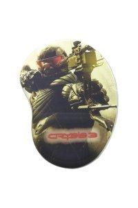 Mouse Pad com Apoio Ergonômico Crysis 3