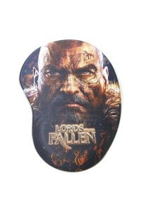 Mouse Pad com Apoio Ergonômico Lords of the Fallen
