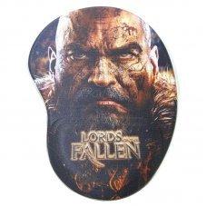 Mouse Pad com Apoio Ergonômico Lords of the Fallen