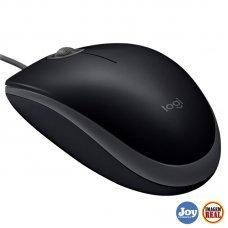 Mouse optico m110 Silient Preto USB Logitech