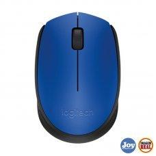 Mouse USB Wireless 1000Dpi Azul M170 Logitech