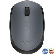 Mouse USB Wireless Logitech M170 1000Dpi Preto
