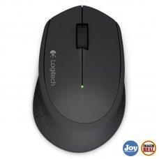 Mouse USB Wireless 1000Dpi Preto M280 Logitech