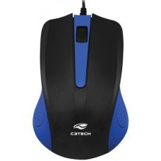 Mouse Ubs Óptico Azul MS 20BL C3 Tech