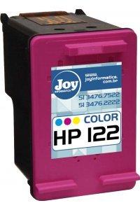 Recarga Cartucho HP 122 Color 2ml