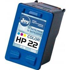 Recarga HP 22 Color 6ml