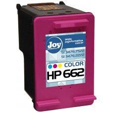 Recarga Cartucho HP 662 Color 2ml