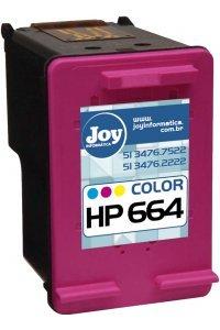 Recarga Cartucho HP 664 Color 2ml
