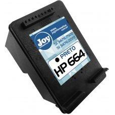 Recarga HP 664 Preto 2ml
