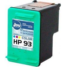 Recarga Cartucho HP 93 Color 7ml