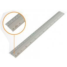 Régua de Alumínio 30cm Brw