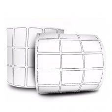 Etiqueta Couche Adesiva 33X22 3 Colunas P/ Argox Elgin Zebra